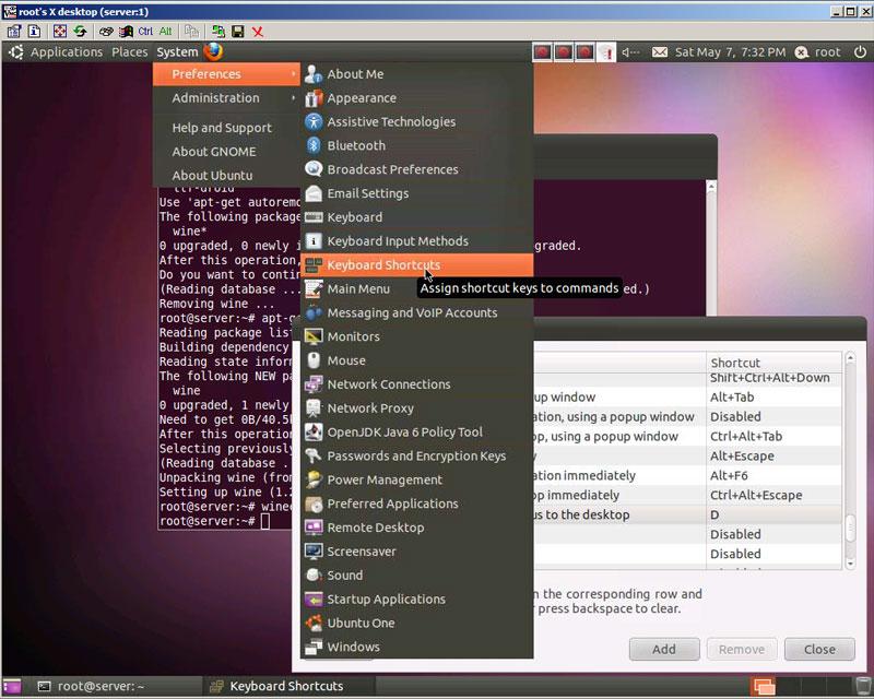 Как сделать ubuntu в virtualbox